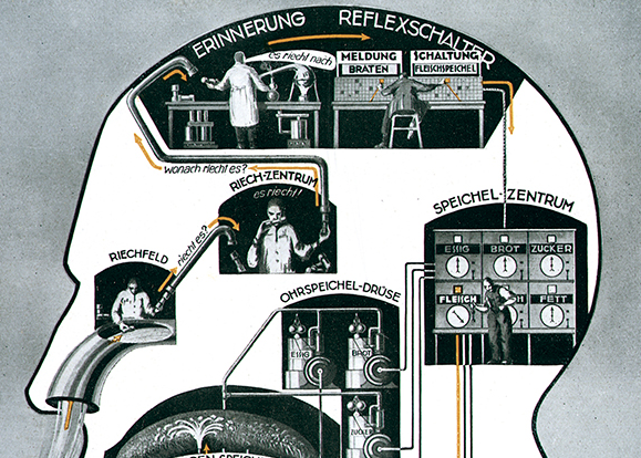 Fritz Kahn Informationsdesign